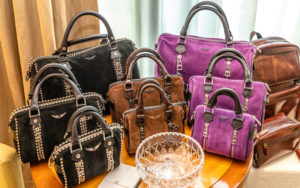Leather Bags color
