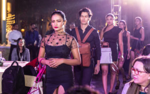 ILPA fashion ramp